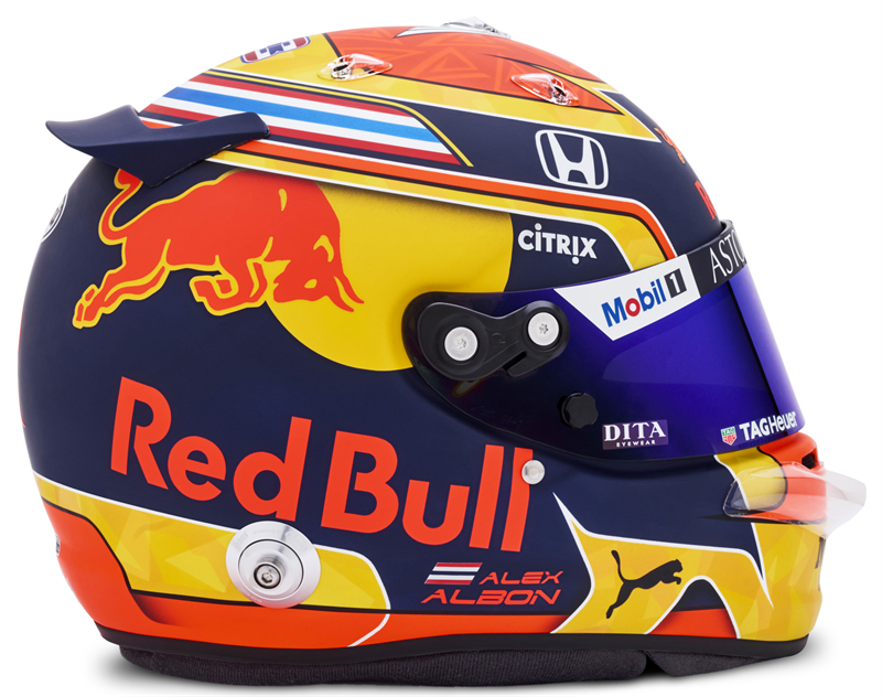 Helma Alex Albon Red Bull 1:2
