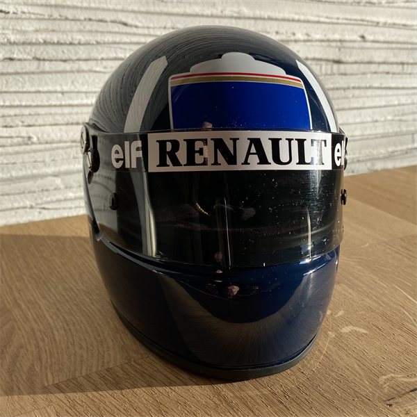 Helma DAMON HILL 1994 ARAI 1:2 HELMET LTD EDITION
