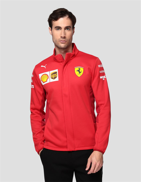 Scuderia Ferrari F1™ Team Softshell Jacket Red